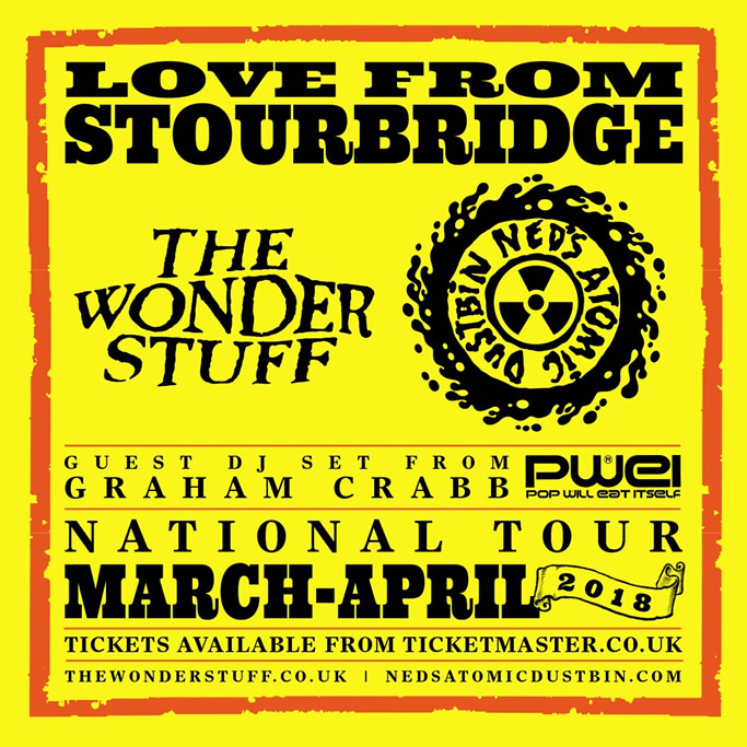 Love From Stourbridge 2018 poster